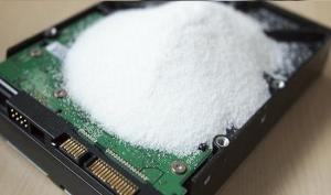 Hard Disk Space Increased Six Times Using Table Salt